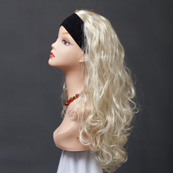 Парик женский из канекалона модель  CLEOPATRA