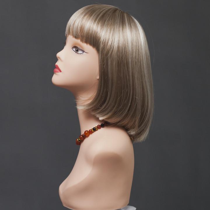 Парик женский из канекалона модель  8039