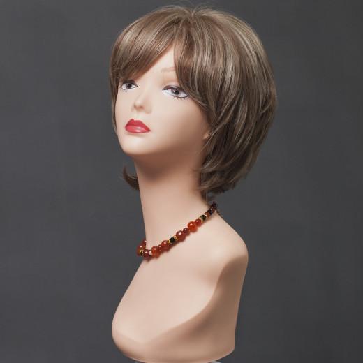 Парик женский из натурального волоса  модель VEGA-HH MONO