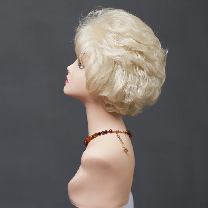 Парик женский из канекалона модель  FLORA