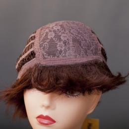 Парик женский из натурального волоса  модель HH VEGA